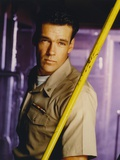 David James Elliott in Army Uniform Portrait Photo by  Movie Star News