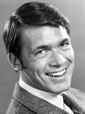 Chad Everett Close Up Portrait Photo by  Movie Star News