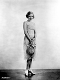Bessie Love on a Lace Top standing and smiling Photo by  Movie Star News