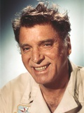 Burt Lancaster wearing a Beige Polo Photo by  Movie Star News