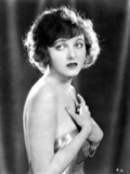 Corrinne Griffith on Tube Dress Side view Portrait Photo by  Movie Star News