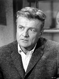 Brian Keith Posed in Black Suit With Black and White Background Photo by  Movie Star News