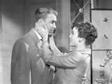Book Bell Woman Holding His Man's Face Scene Excerpt from Film Photo by  Movie Star News