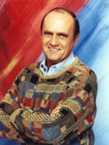 Bob Newhart Posed with Arms Crossed wearing Sweater Portrait Photo by  Movie Star News