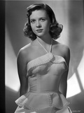 Cathy O'Donnell on a Dress Photo by  Movie Star News