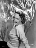 Alexis Smith Reclining in Classic Photo by  Movie Star News