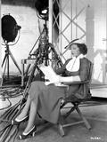 Ann Sheridan Reading a Script Photo by  Movie Star News