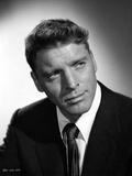 Burt Lancaster wearing a Suit and Tie in Looking Up Pose Photo by  Movie Star News