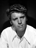 Burt Lancaster wearing Long Sleeve Polo Photo by  Movie Star News
