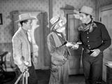A scene from Tall In The Saddle. Photo by  Movie Star News