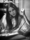 Deborah Raffin Classic Portrait wearing Chinese Dress Photo by  Movie Star News