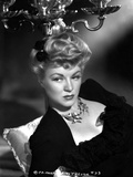 Claire Trevor Looking Away in Black Dress Portrait Photo by  Movie Star News