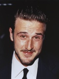 David Arquette Close Up Portrait in Black Suit with Black Tie Photo by  Movie Star News