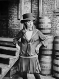 Barbra Streisand Posed In School Uniform With Hat Photo by  Movie Star News
