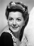 Ann Rutherford Showing a Good Smile in a Portrait Photo by  Movie Star News