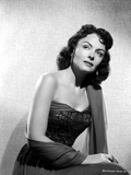Donna Reed on a Tube Portrait Photo by  Movie Star News