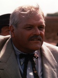 Brian Dennehy in Formal Suit Close Up Portrait Photo by  Movie Star News