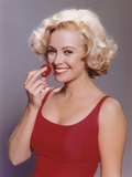 Catherine Hicks in a Red Tank Top Photo by  Movie Star News