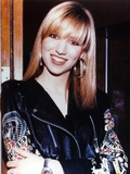 Debbie Gibson in a Printed Top Photo by  Movie Star News