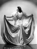 Ann Rutherford Spreading Her Long Gown Photo by  Movie Star News