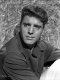 Burt Lancaster wearing a Long Sleeve Polo Photo by  Movie Star News