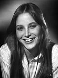 Deborah Raffin smiling in White SLeeves Photo by  Movie Star News