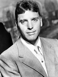 Burt Lancaster wearing a Suit and Tie Photo by  Movie Star News
