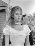 Cat Ballou Woman Kill Herself in The Woods Photo by  Movie Star News