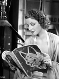 Ann Sheridan Reading a Book Photo by  Movie Star News