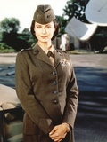 Catherine Bell in Air Force Uniform Photo by  Movie Star News