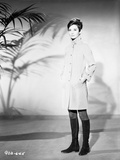 Audrey Hepburn Wait Until Dark Modeling Poster Photo by  Movie Star News