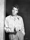 Burt Lancaster wearing a Silk Long Sleeve Photo by  Movie Star News