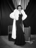 Ethel Merman standing in Classic Photo by  Movie Star News