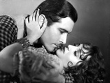 Bebe Daniels Kissing the Man while Holding His Head near the Ears in Tube Dress Photo by  Movie Star News