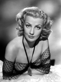 Dolores Moran Lying Portrait Photo by  Movie Star News