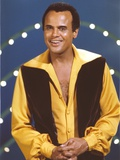 Harry Belafonte in Candid Shot Photo by  Movie Star News