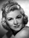 Claire Trevor Portrait in Classic with Curly Blonde Hair Photo by  Movie Star News
