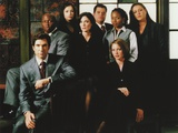 Dylan McDermott Posed With Cast in Formal Attire Photo by  Movie Star News