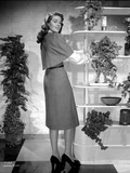 Dorothy Malone standing and posed Photo by  Movie Star News