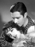Bebe Daniels Lying on the Man's Arms in Knitted Dress Photo by  Movie Star News