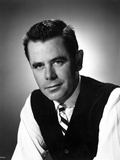 Glenn Ford in Blazer Portrait Photo by  Movie Star News