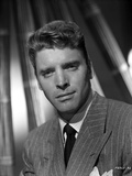 Burt Lancaster in Suit and Tie Close Up Portrait Photo by  Movie Star News
