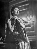 Helen Morgan Story in a Silk Dress Photo by  Movie Star News