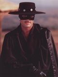 Duncan Regehr as Zorro Photo by  Movie Star News