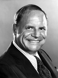 Don Rickles smiling in Black and White Photo by  Movie Star News