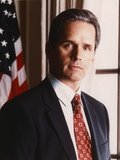 Gregory Harrison Posed in Suit and Tie Photo by  Movie Star News
