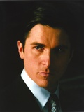 Christian Bale Portrait in Black Suit Photo by  Movie Star News