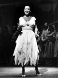 Ethel Merman standing in Dress Photo by  Movie Star News