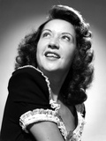 Ethel Merman Looking Up in Classic Photo by  Movie Star News