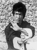 Bruce Lee Hands Posed in Kung Fu Action Photo by  Movie Star News